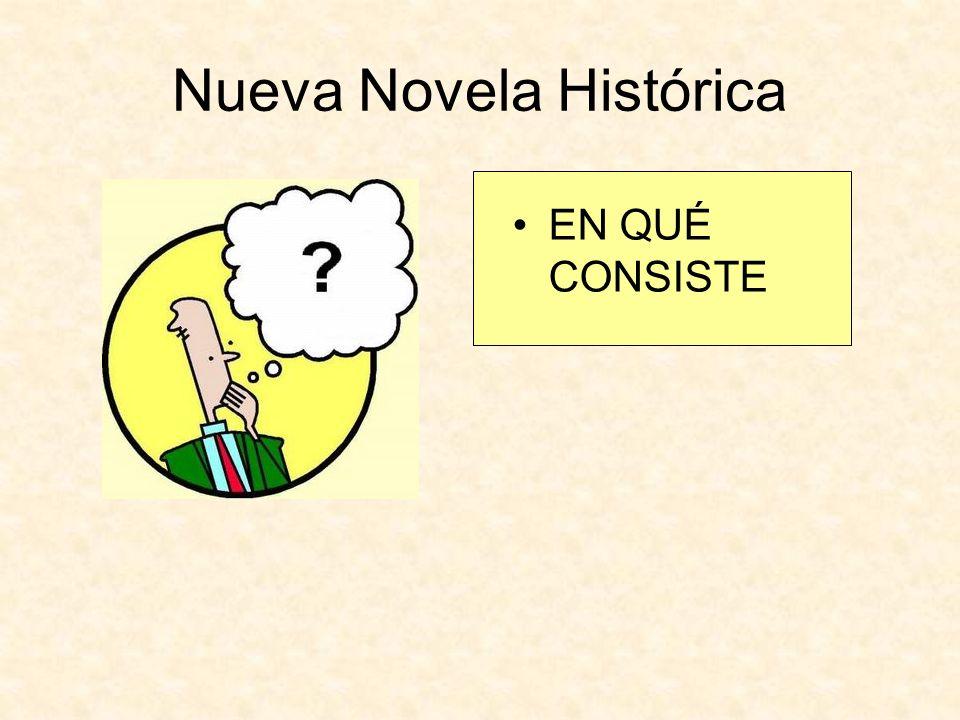 Nueva Novela Histórica
