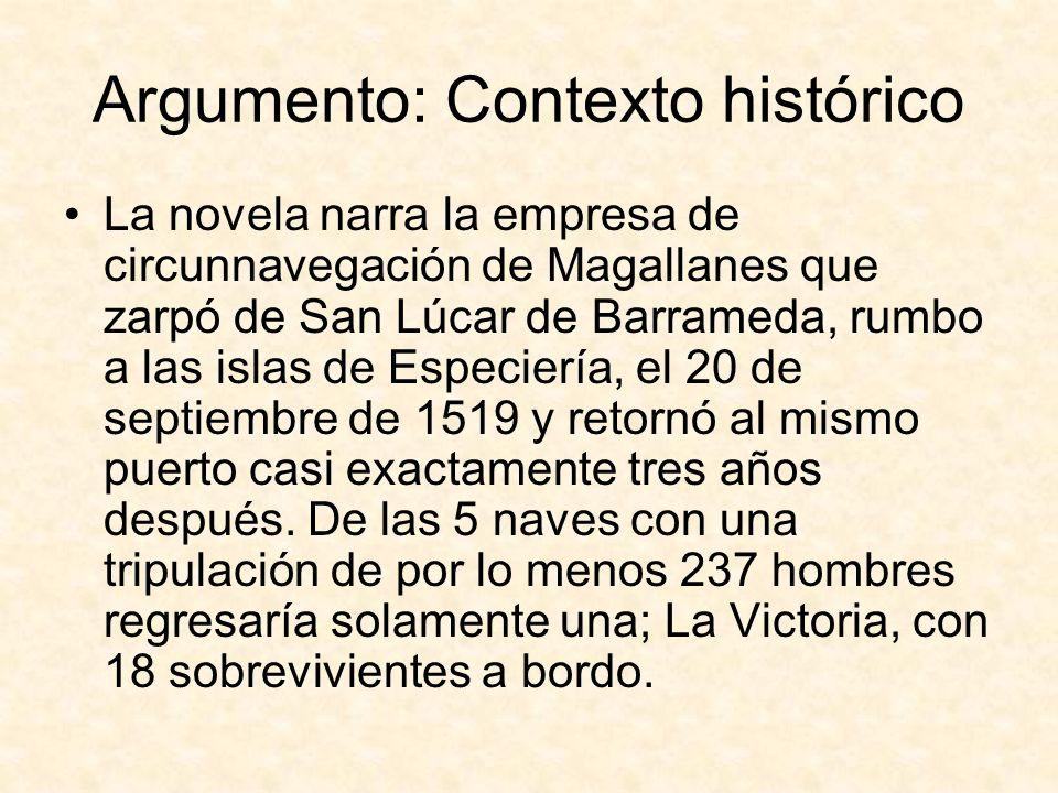 Argumento: Contexto histórico