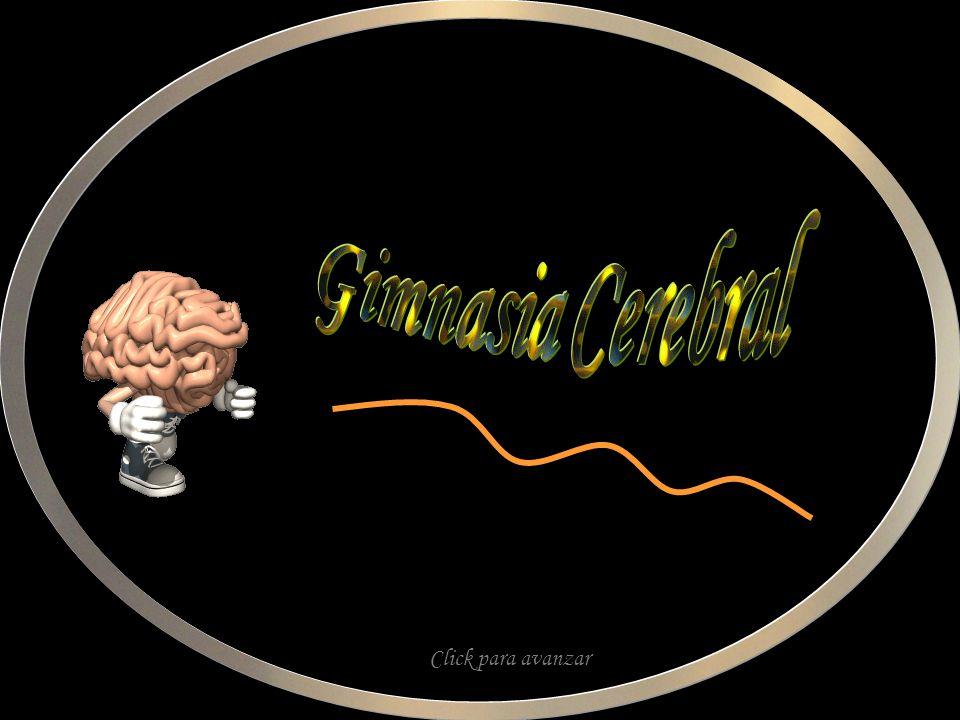 Gimnasia Cerebral Click para avanzar