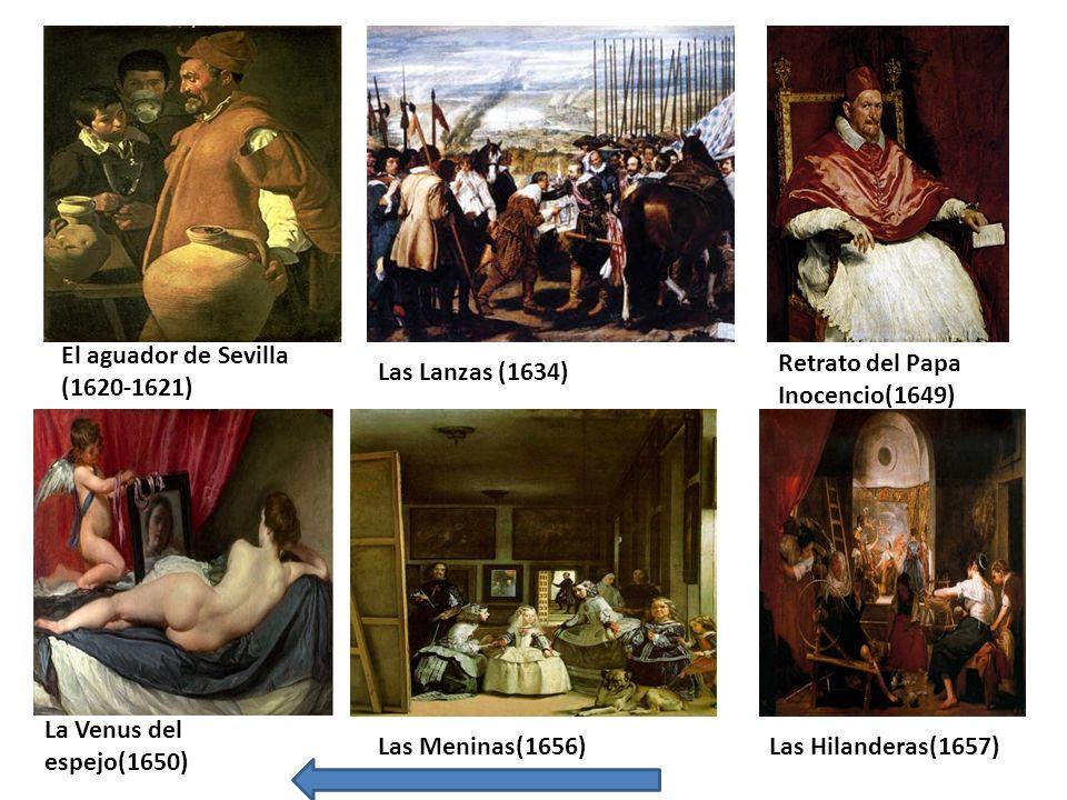 El aguador de Sevilla (1620-1621)