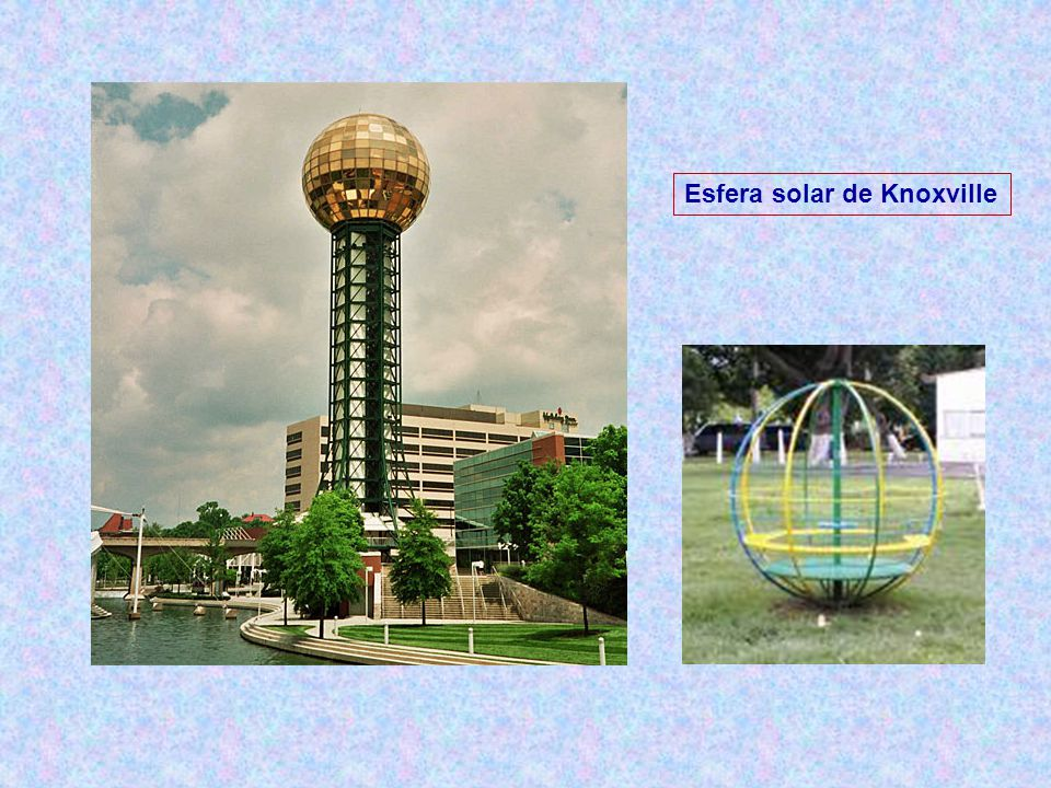 Esfera solar de Knoxville