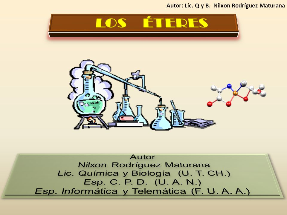 LOS ÉTERES Autor Nilxon Rodríguez Maturana
