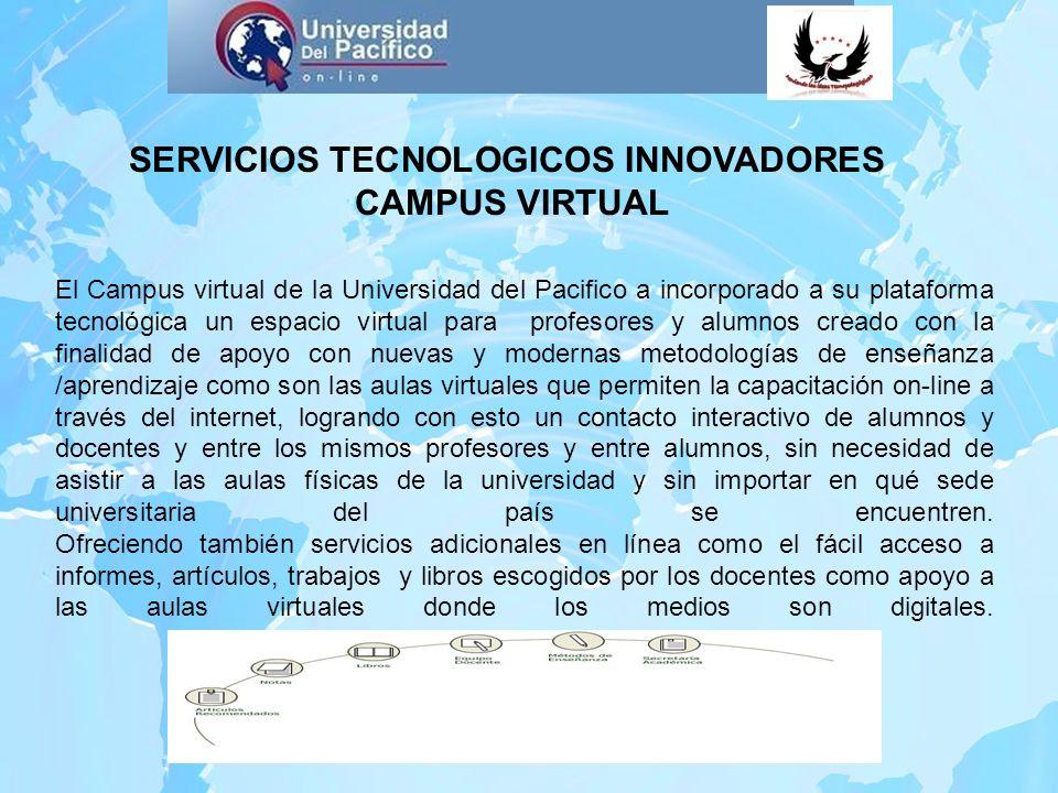 SERVICIOS TECNOLOGICOS INNOVADORES