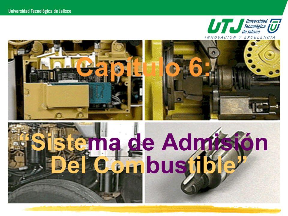 Sistema de Admisión Del Combustible