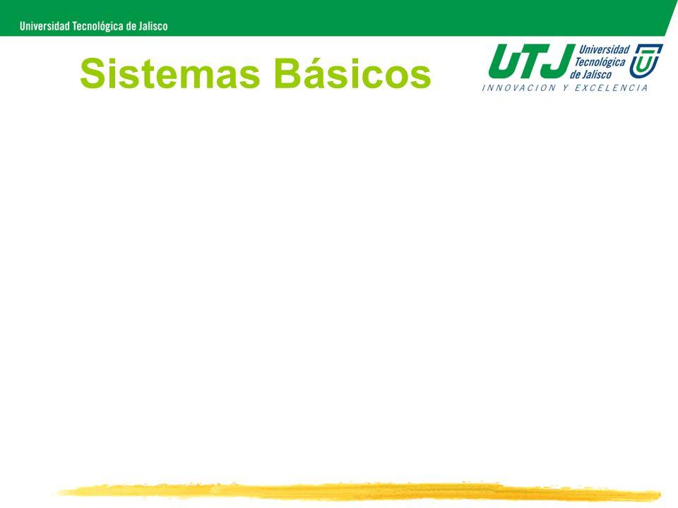 Sistemas Básicos