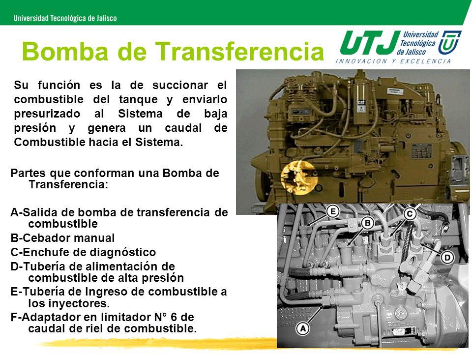 Bomba de Transferencia