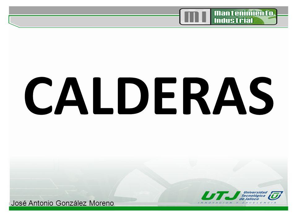 CALDERAS José Antonio González Moreno