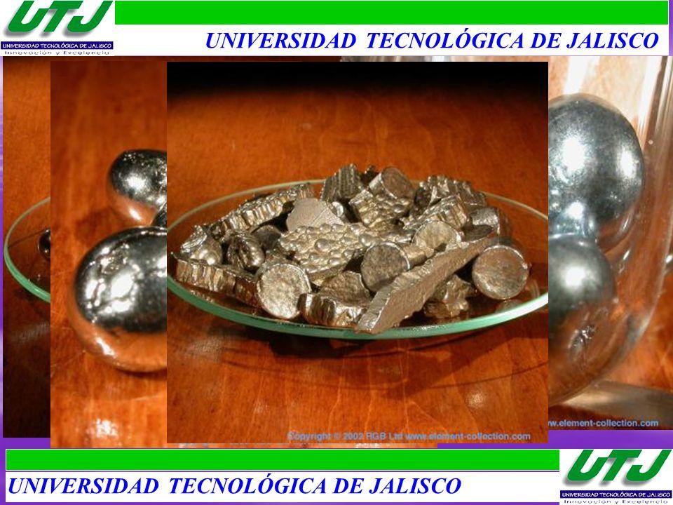 Segundos Metales de Transición I