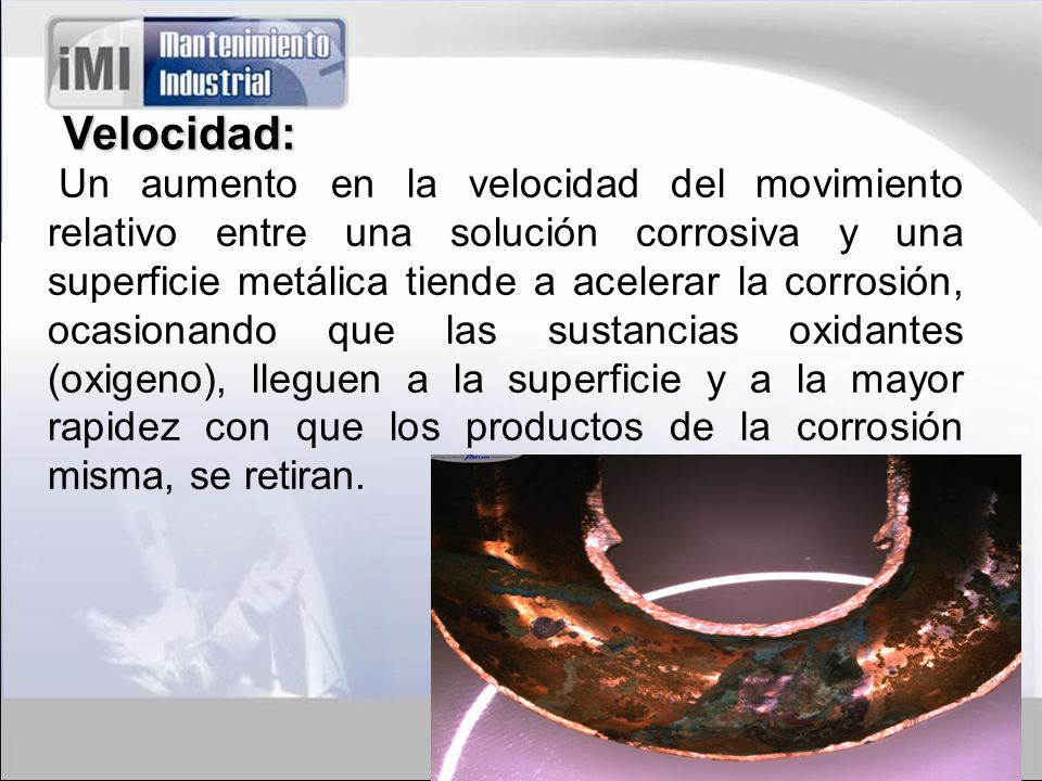 Velocidad: