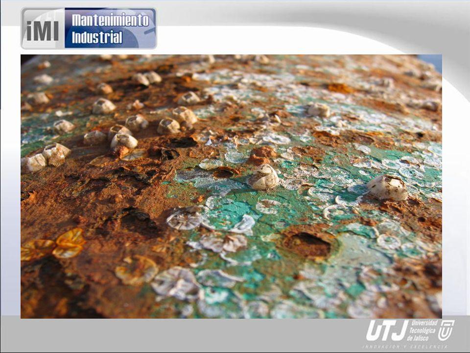 pH del Medio Ambiente: La velocidad de corrosión de la gran parte de los metales es afectada por el pH.