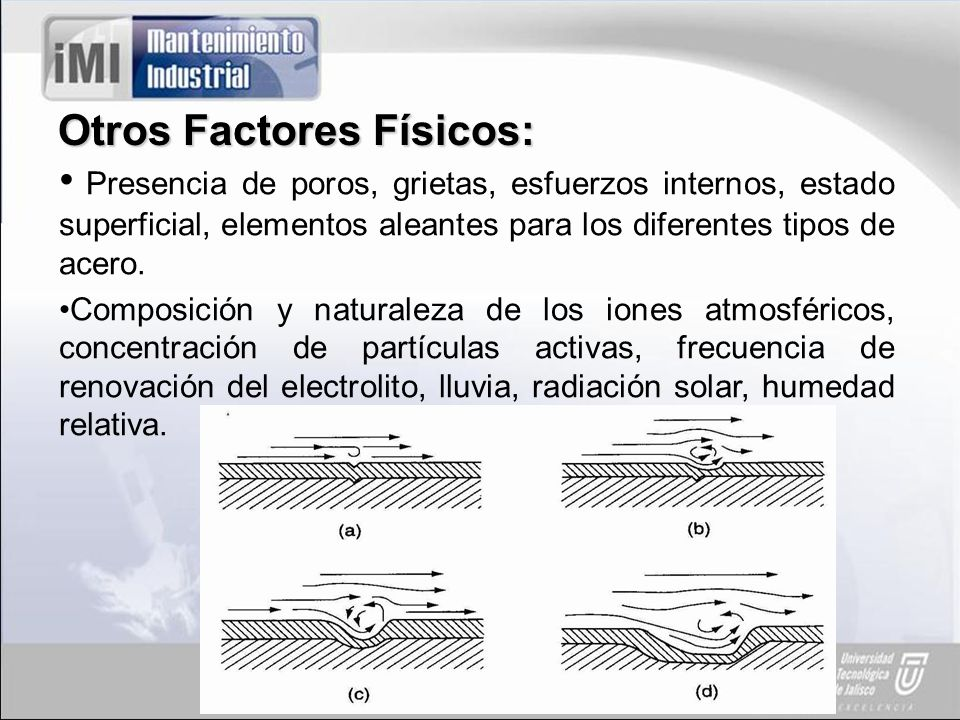 Otros Factores Físicos: