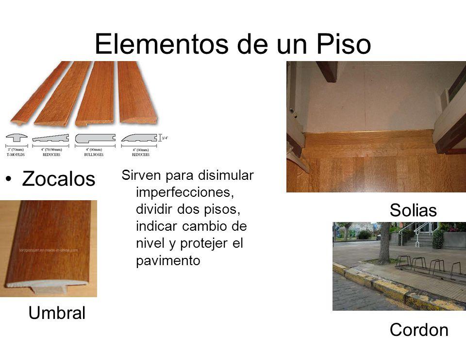 Contrapisos se realizan en terreno natural ppt video for Se puede dividir un piso en dos