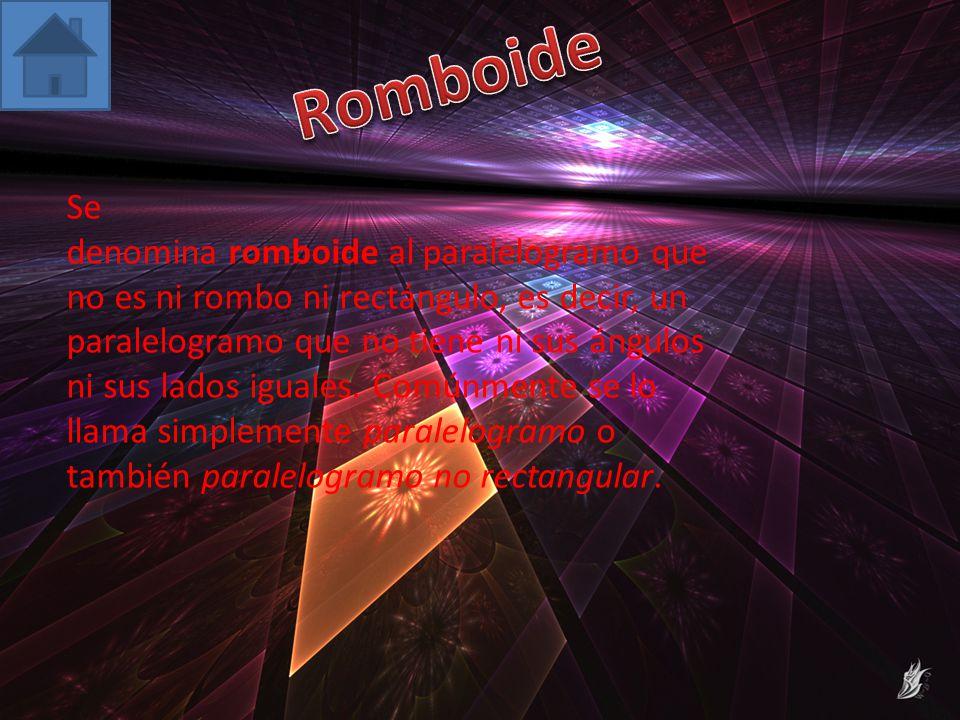Romboide