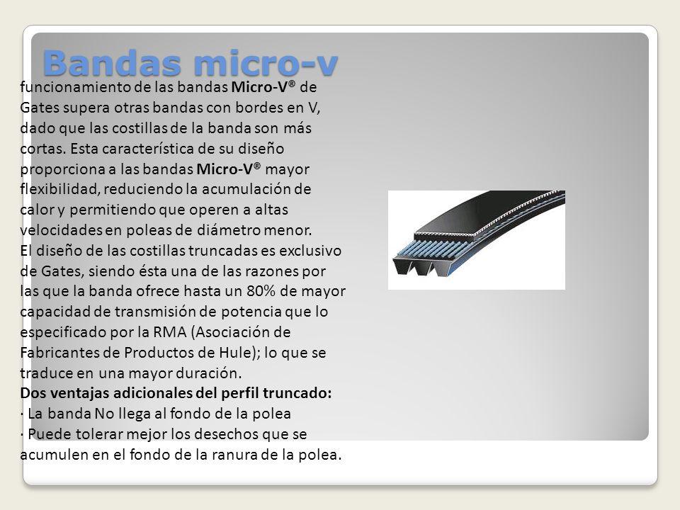 Bandas micro-v