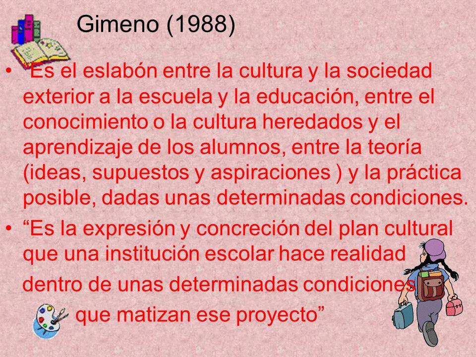Gimeno (1988)