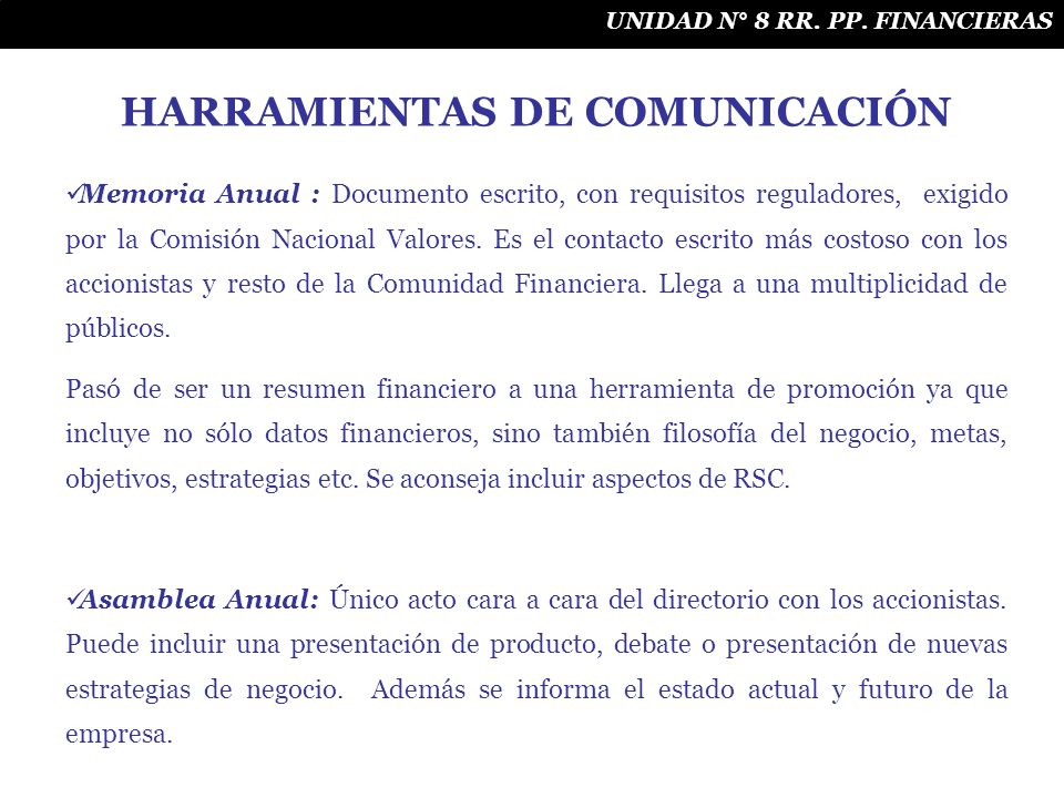 HARRAMIENTAS DE COMUNICACIÓN
