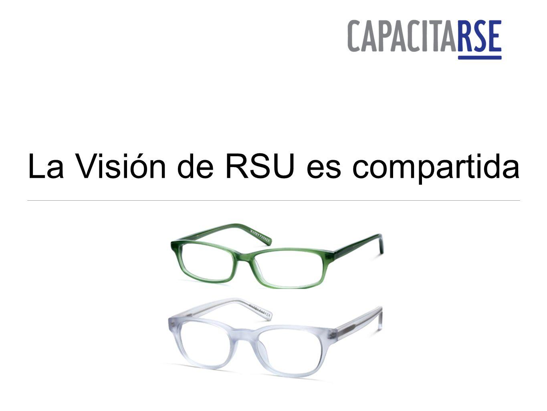 La Visión de RSU es compartida