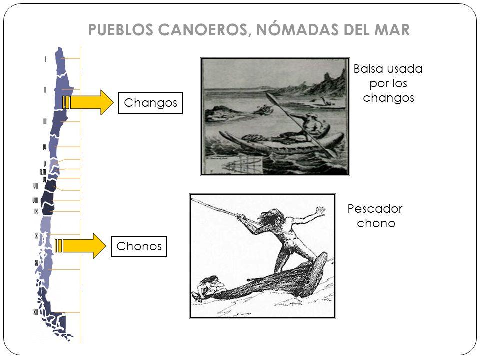 PUEBLOS CANOEROS, NÓMADAS DEL MAR
