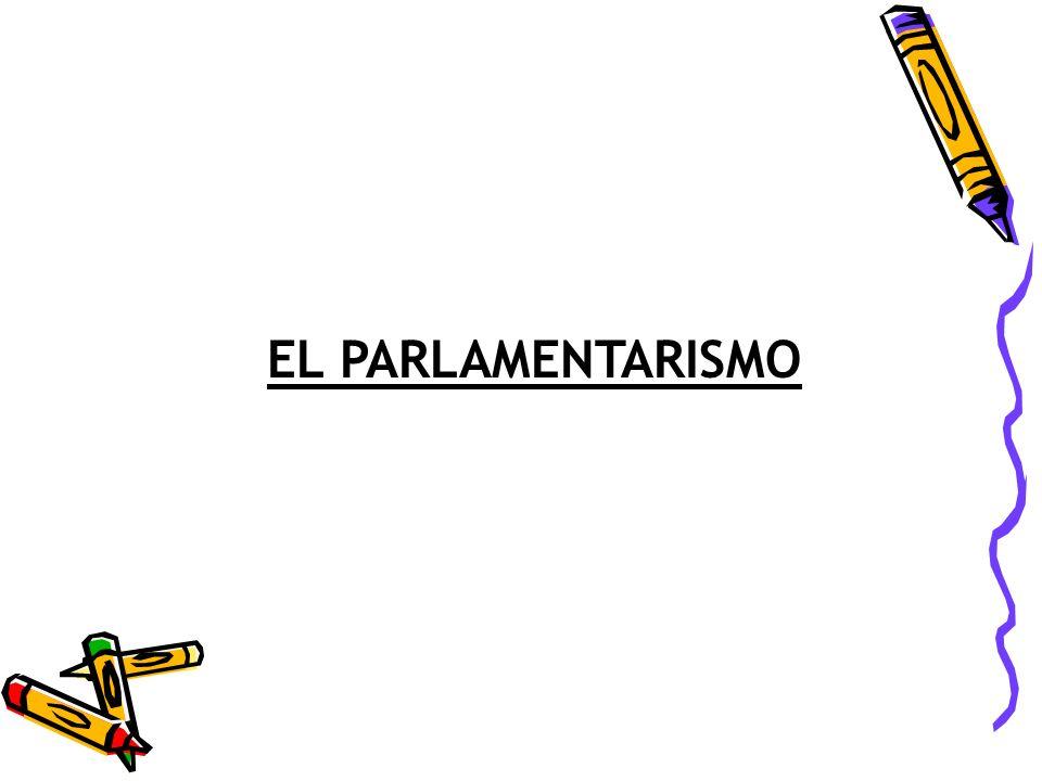 EL PARLAMENTARISMO