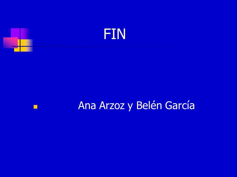 FIN Ana Arzoz y Belén García