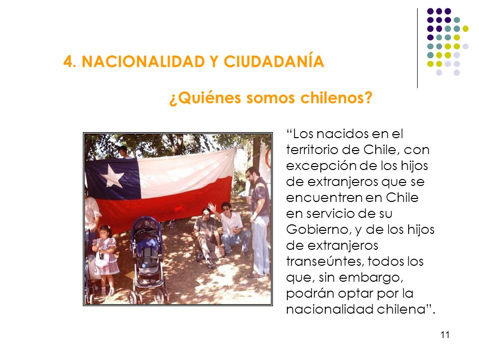4. NACIONALIDAD Y CIUDADANÍA