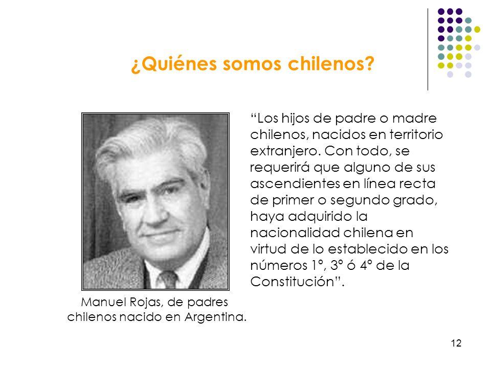 chilenos nacido en Argentina.