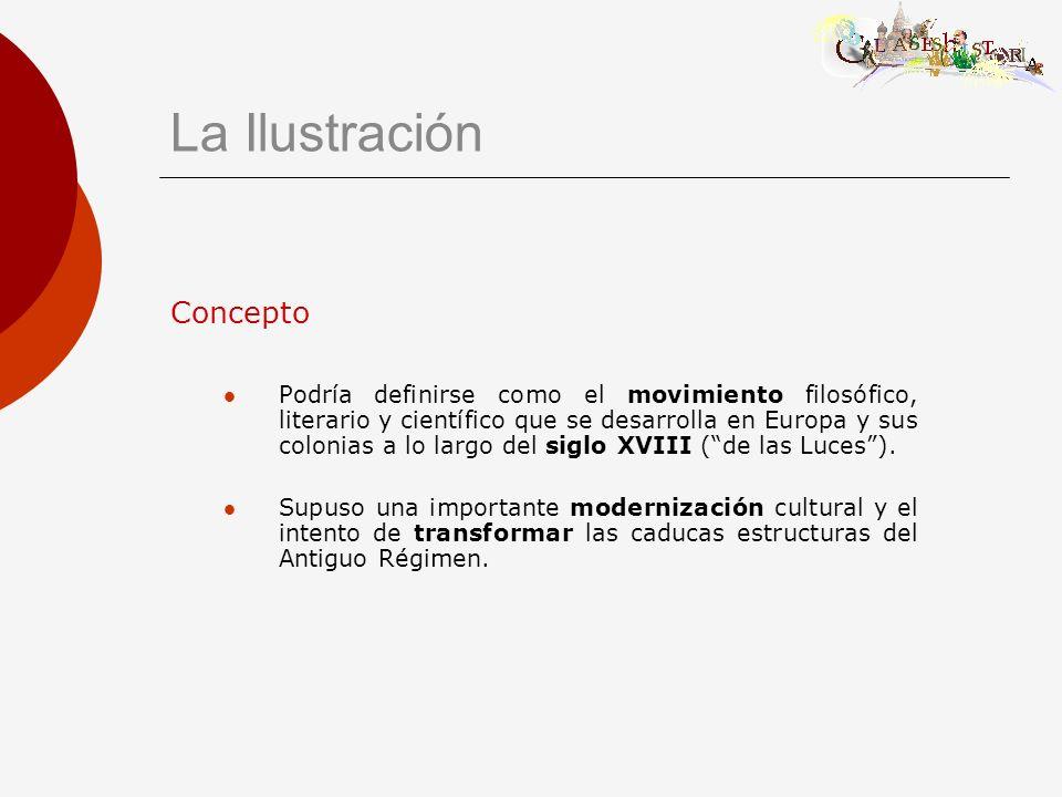 La Ilustración Concepto
