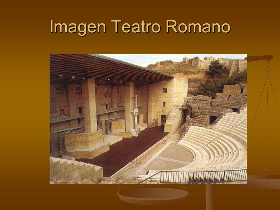 Imagen Teatro Romano