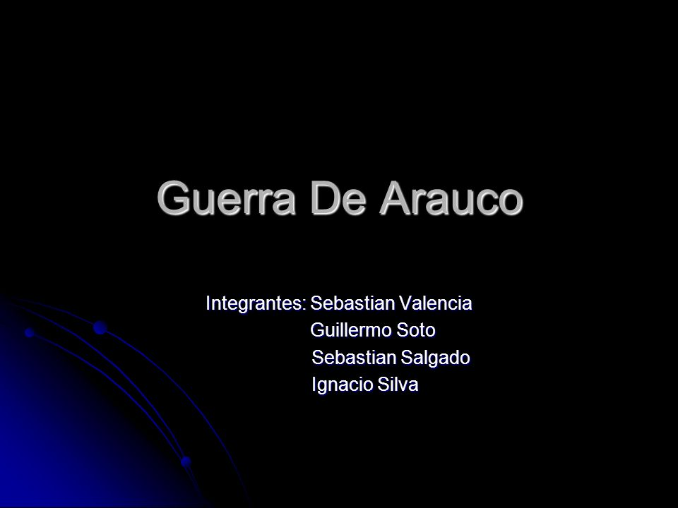 Integrantes: Sebastian Valencia