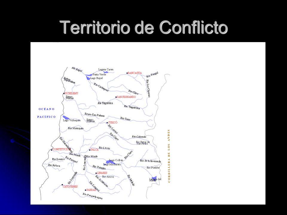 Territorio de Conflicto