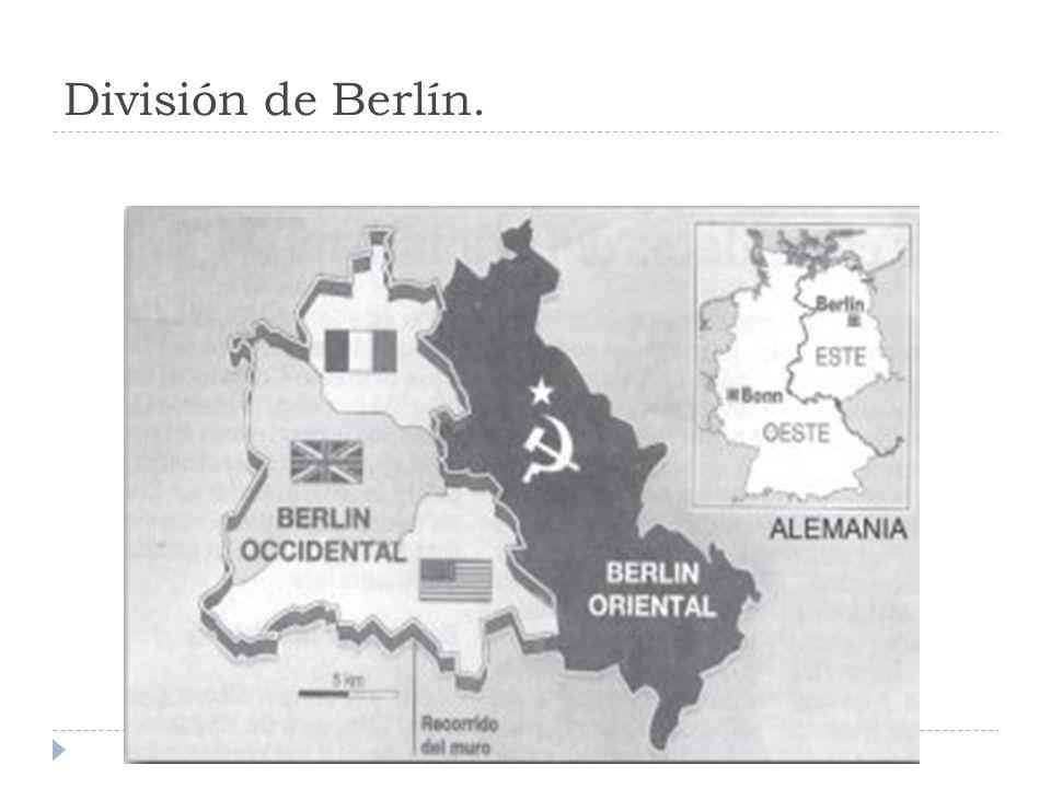 División de Berlín.
