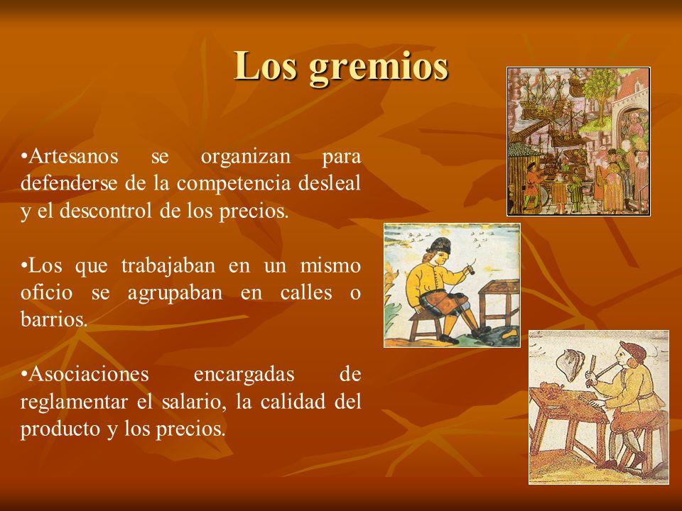 Los gremios Artesanos se organizan para defenderse de la competencia desleal y el descontrol de los precios.