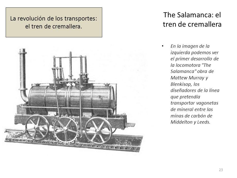 The Salamanca: el tren de cremallera