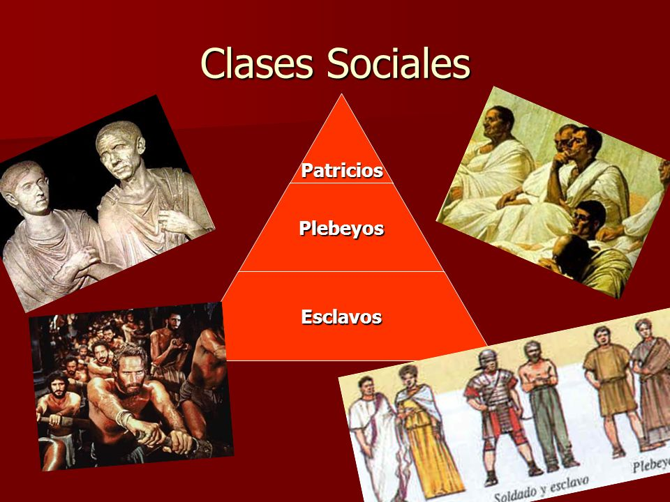 Clases Sociales