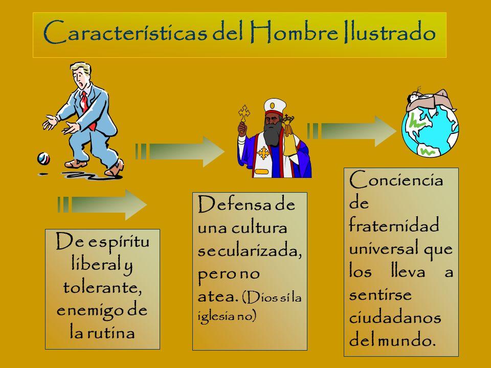 Características del Hombre Ilustrado