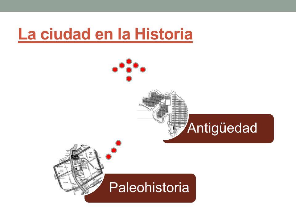 La ciudad en la Historia