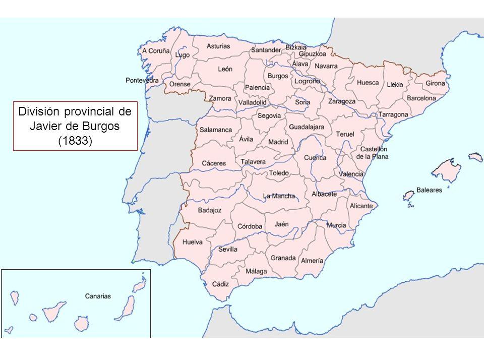 División provincial de