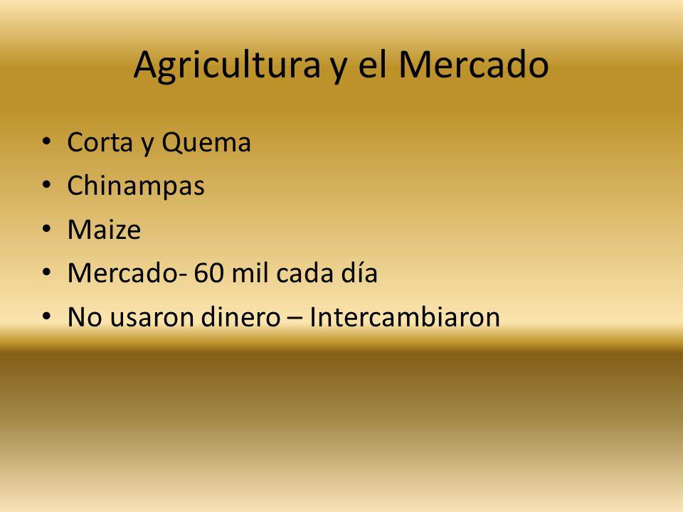 Agricultura y el Mercado
