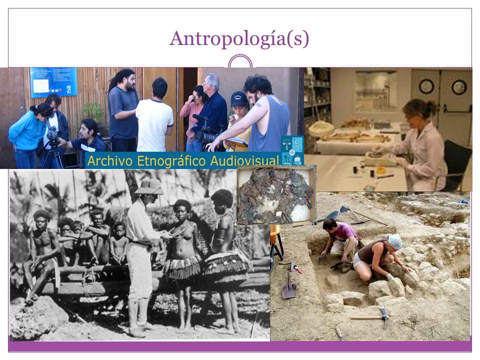 Antropología(s)