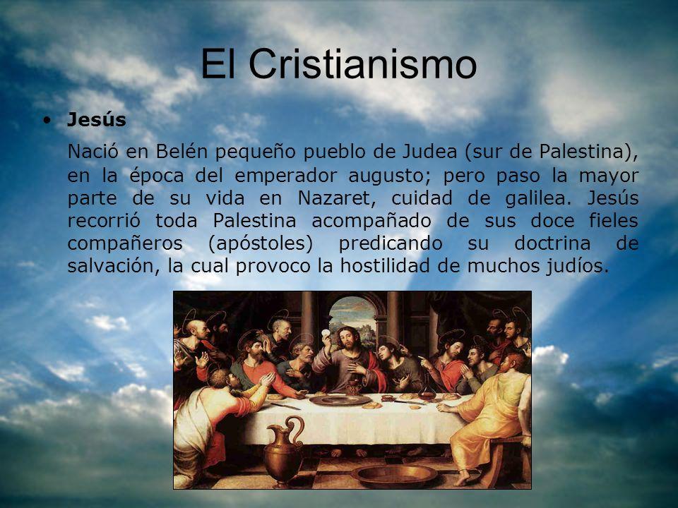 El Cristianismo Jesús.
