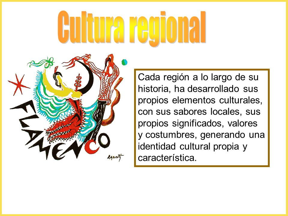 Cultura regional