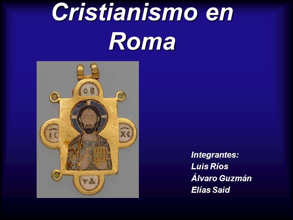 Integrantes: Luis Ríos Álvaro Guzmán Elías Said