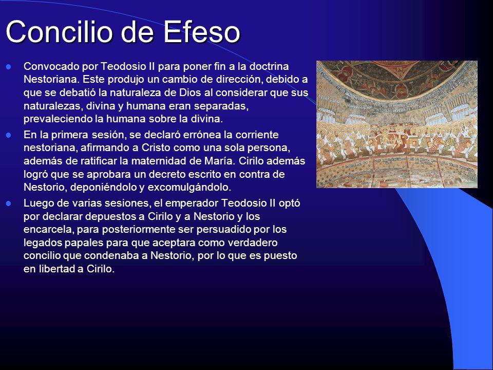 Concilio de Efeso