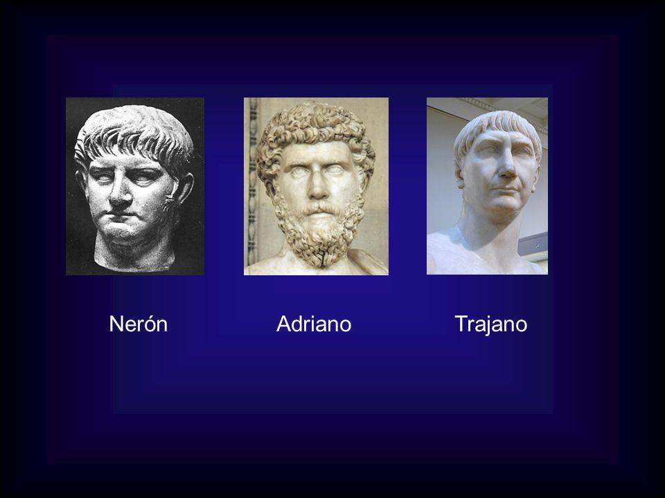 Nerón Adriano Trajano
