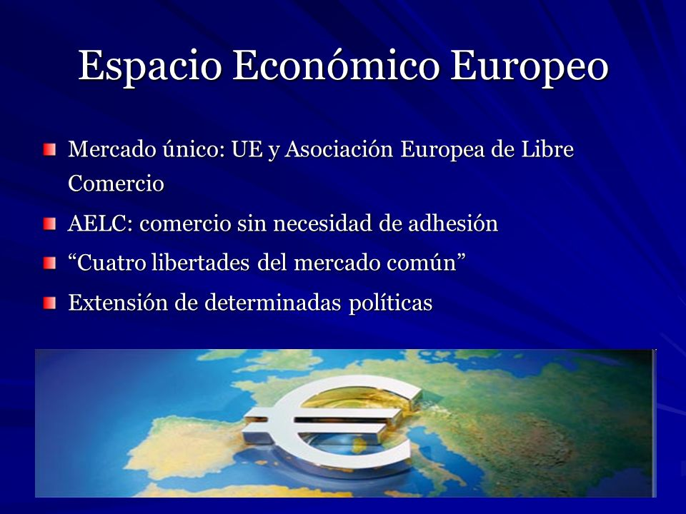 Espacio Económico Europeo