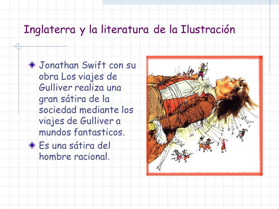 Inglaterra y la literatura de la Ilustración