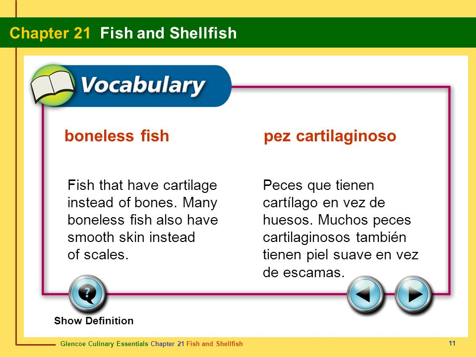 boneless fish pez cartilaginoso
