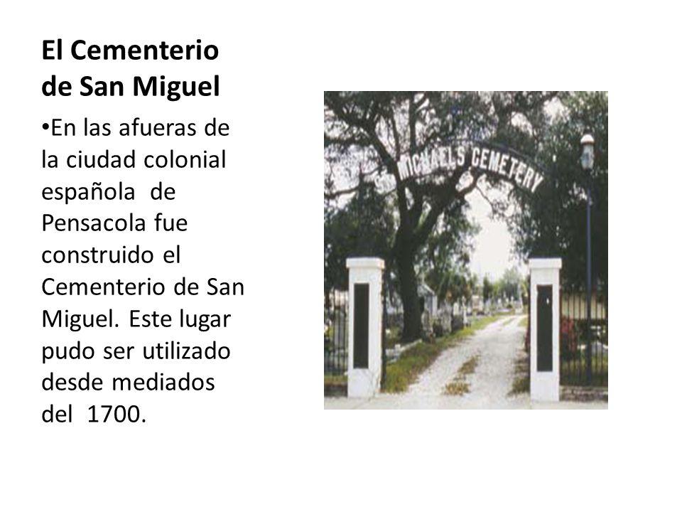 El Cementerio de San Miguel