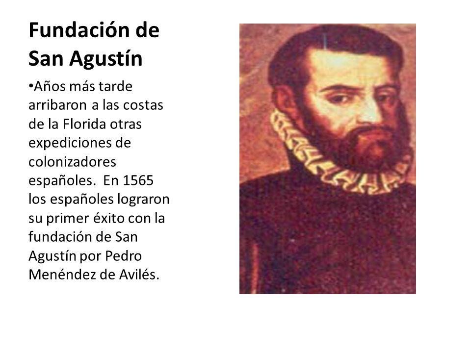 Fundación de San Agustín