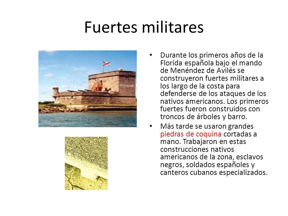 Fuertes militares